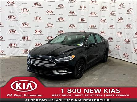 2017 Ford Fusion SE (Stk: BM3807) in Edmonton - Image 1 of 32