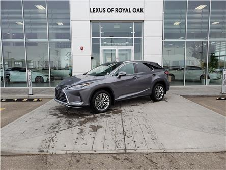 2021 Lexus RX 350 Base (Stk: L21093) in Calgary - Image 1 of 15
