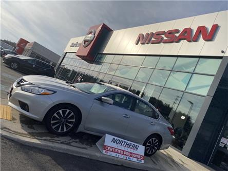 2016 Nissan Altima 2.5 SV (Stk: 10982A) in Sudbury - Image 1 of 9
