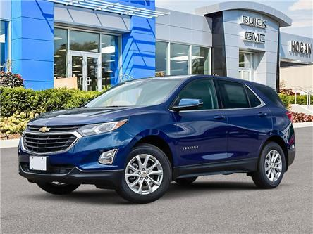 2021 Chevrolet Equinox LT (Stk: M106075) in Scarborough - Image 1 of 23