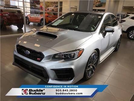 2020 Subaru WRX STI Sport-tech w/Wing (Stk: W20051) in Oakville - Image 1 of 5