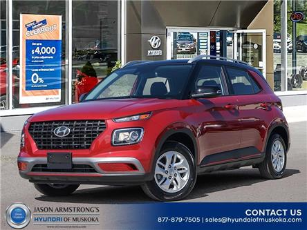 2021 Hyundai Venue Preferred w/Two-Tone (Stk: 121-031) in Huntsville - Image 1 of 23