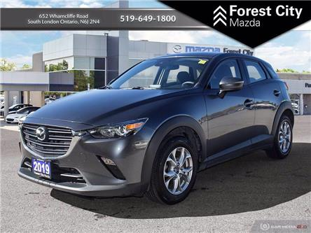 2019 Mazda CX-3 GS (Stk: ME0047) in Sudbury - Image 1 of 15
