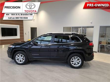 2015 Jeep Cherokee NORTH (Stk: 204321) in Brandon - Image 1 of 26