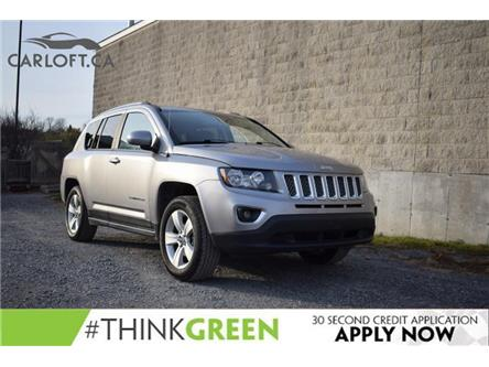 2017 Jeep Compass Sport/North (Stk: B6526A) in Kingston - Image 1 of 23