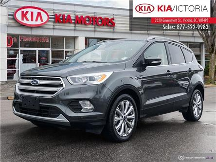 2018 Ford Escape Titanium (Stk: A1703) in Victoria - Image 1 of 26