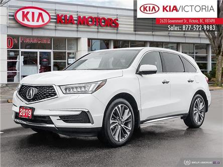 2019 Acura MDX Tech (Stk: A1710) in Victoria - Image 1 of 26