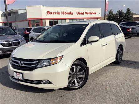 2016 Honda Odyssey Touring (Stk: U16424) in Barrie - Image 1 of 23