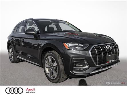 2021 Audi Q5 45 Komfort (Stk: 21025) in Windsor - Image 1 of 29