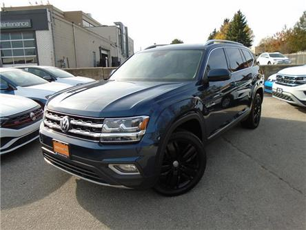2018 Volkswagen Atlas 3.6 FSI Execline (Stk: W1854A) in Toronto - Image 1 of 21
