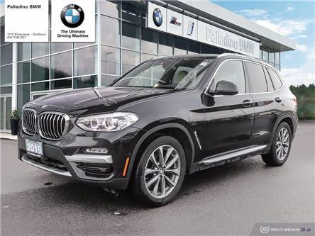 2019 BMW X3 xDrive30i (Stk: 0248A) in Sudbury - Image 1 of 27