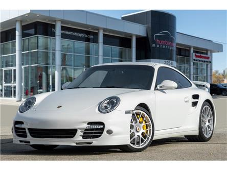 2012 Porsche 911 Turbo S (Stk: 6118) in Mississauga - Image 1 of 30