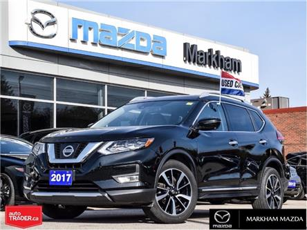 2017 Nissan Rogue  (Stk: N2100133A) in Markham - Image 1 of 29