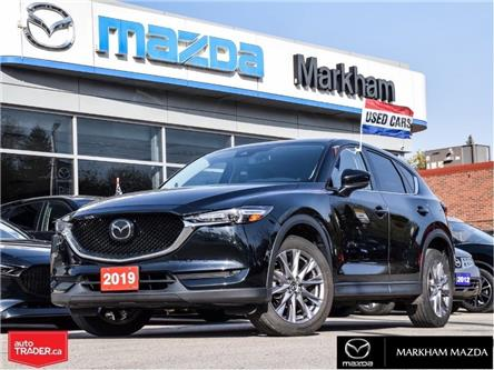 2019 Mazda CX-5  (Stk: N210022A) in Markham - Image 1 of 27