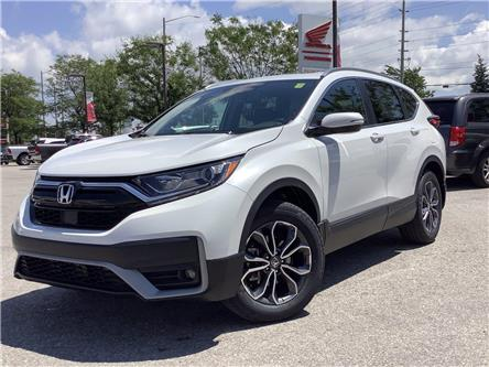 2021 Honda CR-V EX-L (Stk: 21047) in Barrie - Image 1 of 28
