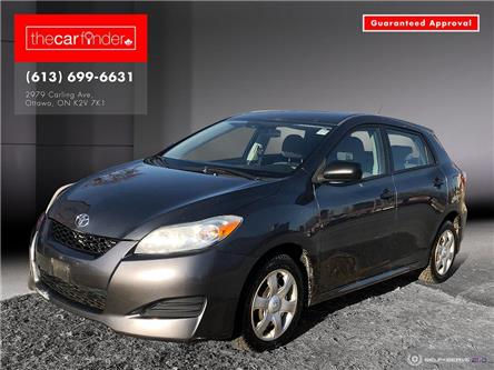 2010 Toyota Matrix Base (Stk: ) in Ottawa - Image 1 of 25