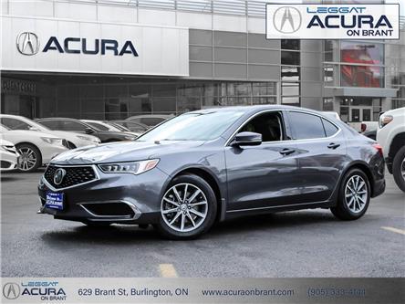 2018 Acura TLX Tech (Stk: 4338) in Burlington - Image 1 of 26