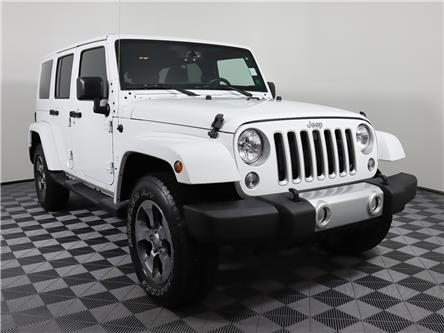 2018 Jeep Wrangler JK Unlimited Sahara (Stk: 201515A) in Fredericton - Image 1 of 23