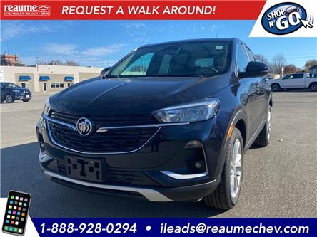 2021 Buick Encore GX Preferred (Stk: 21-0104) in LaSalle - Image 1 of 8