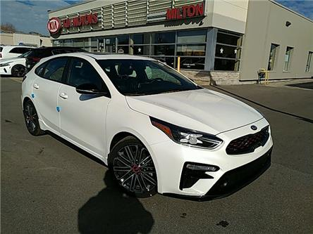 2021 Kia Forte5 GT (Stk: 095223) in Milton - Image 1 of 9