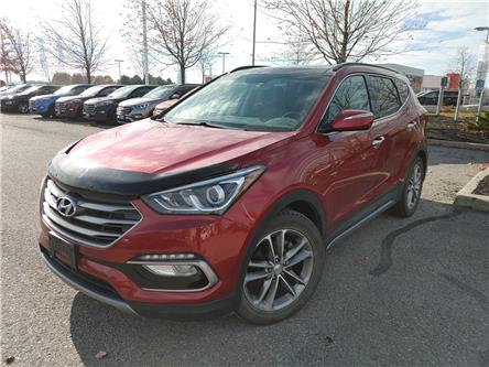 2017 Hyundai Santa Fe Sport 2.0T Limited (Stk: 20735A) in Clarington - Image 1 of 9