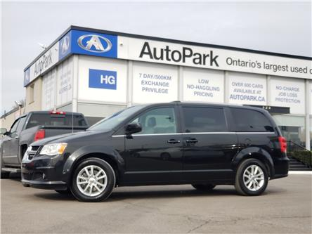 2019 Dodge Grand Caravan CVP/SXT (Stk: 19-75747) in Brampton - Image 1 of 21