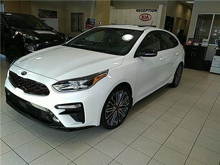 2021 Kia Forte5 GT Limited (Stk: 097046) in Milton - Image 1 of 10