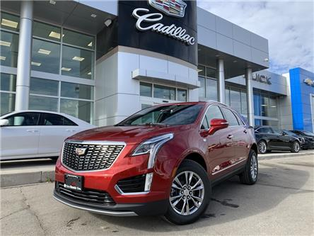 2021 Cadillac XT5 Premium Luxury (Stk: Z122576) in Newmarket - Image 1 of 27