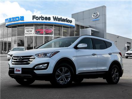 2014 Hyundai Santa Fe Sport  (Stk: F6836A) in Waterloo - Image 1 of 27