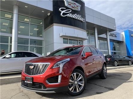 2021 Cadillac XT5 Premium Luxury (Stk: Z116150) in Newmarket - Image 1 of 28