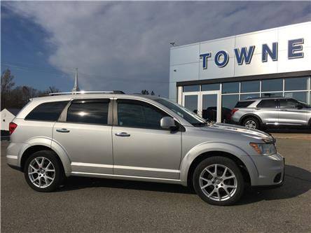 2011 Dodge Journey R/T (Stk: 9802A) in Miramichi - Image 1 of 9