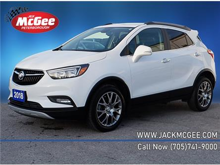 2018 Buick Encore Sport Touring (Stk: 20110A) in Peterborough - Image 1 of 19