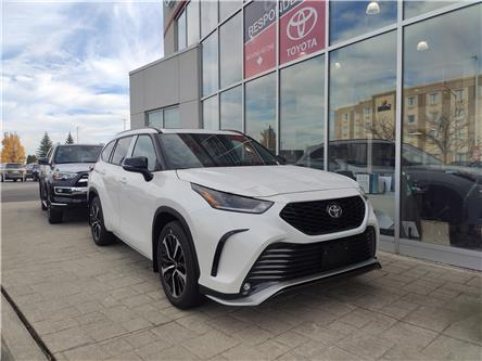 2021 Toyota Highlander XSE (Stk: 21141) in Bowmanville - Image 1 of 6