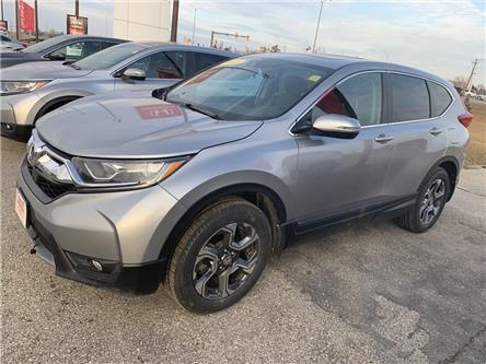 2018 Honda CR-V EX-L (Stk: H1779) in Steinbach - Image 1 of 19