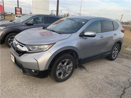 2018 Honda CR-V EX (Stk: H1780) in Steinbach - Image 1 of 15