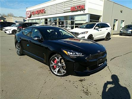 2021 Kia Stinger  (Stk: 091189) in Milton - Image 1 of 6