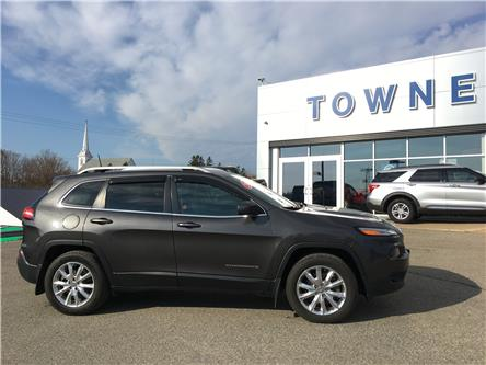 2016 Jeep Cherokee Limited (Stk: 01840A) in Miramichi - Image 1 of 7