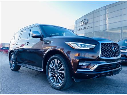 2018 Infiniti QX80 Base 7 Passenger (Stk: H9186A) in Thornhill - Image 1 of 23