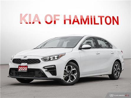 2020 Kia Forte EX (Stk: P10657) in Hamilton - Image 1 of 27