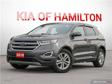 2018 Ford Edge SEL (Stk: FO20226A) in Hamilton - Image 1 of 27