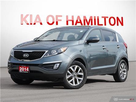 2014 Kia Sportage EX (Stk: SL21061A) in Hamilton - Image 1 of 27