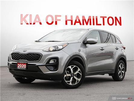2020 Kia Sportage LX (Stk: P10667) in Hamilton - Image 1 of 27