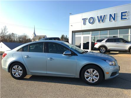 2012 Chevrolet Cruze LT Turbo (Stk: 1552) in Miramichi - Image 1 of 8