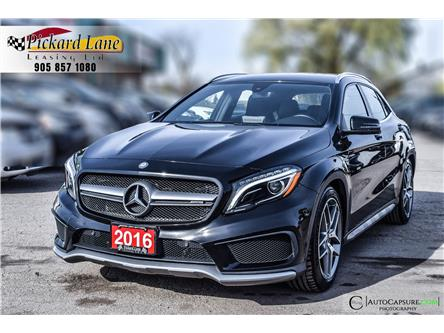2016 Mercedes-Benz AMG GLA Base (Stk: 273533) in Bolton - Image 1 of 20