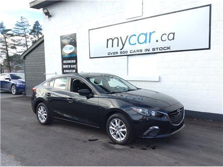 2016 Mazda Mazda3 GS (Stk: 201124) in North Bay - Image 1 of 21