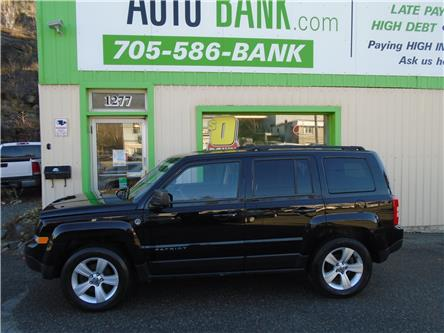 2014 Jeep Patriot Sport/North (Stk: ) in Sudbury - Image 1 of 6