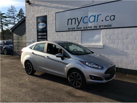 2019 Ford Fiesta SE (Stk: 201158) in Kingston - Image 1 of 20