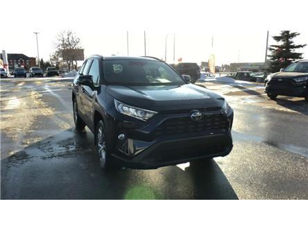 2021 Toyota RAV4 XLE (Stk: 210133) in Calgary - Image 1 of 21