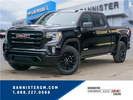 2021 GMC Sierra 1500 Elevation (Stk: 21-019) in Edson - Image 1 of 16