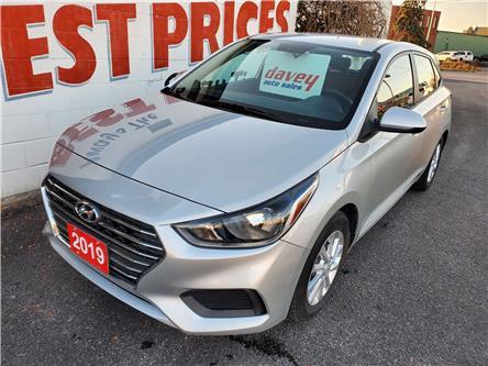 2019 Hyundai Accent Preferred (Stk: 20-571) in Oshawa - Image 1 of 15